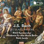 Bach - Cantates Profanes – BWV 201 205 & 213 Akademie Fur Alte Musik Berlin Jacobs
