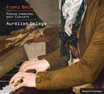 "Delage, Aurelien ""Unreleased Works For Keyboards"""