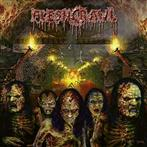 "Fleshcrawl ""As Blood Rains From The Sky LP"""