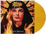 "King Diamond ""Fatal Portrait Golden Yellow Marbled LP"""