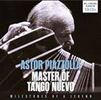 "Piazzolla, Astor ""The Master Of The Bandoneon"""