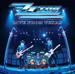 "ZZ Top ""Live From Texas LP"""