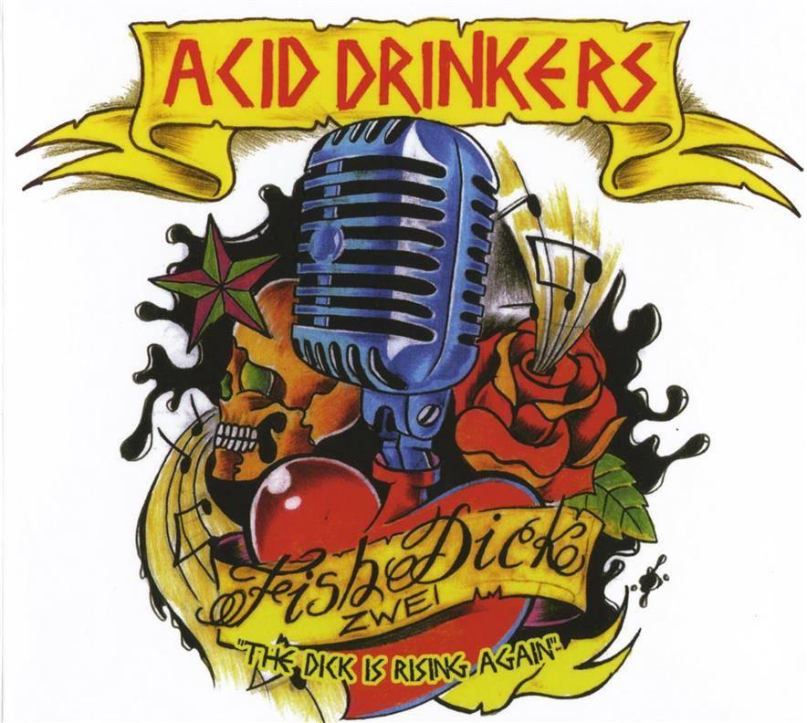 "Acid Drinkers ""FishDick 2"""