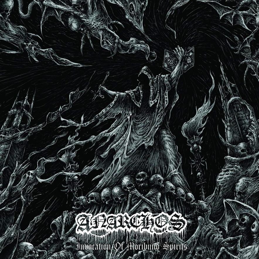 "Mystic.pl - Anarchos ""Invocation Of Moribund Spirits"" | CD"