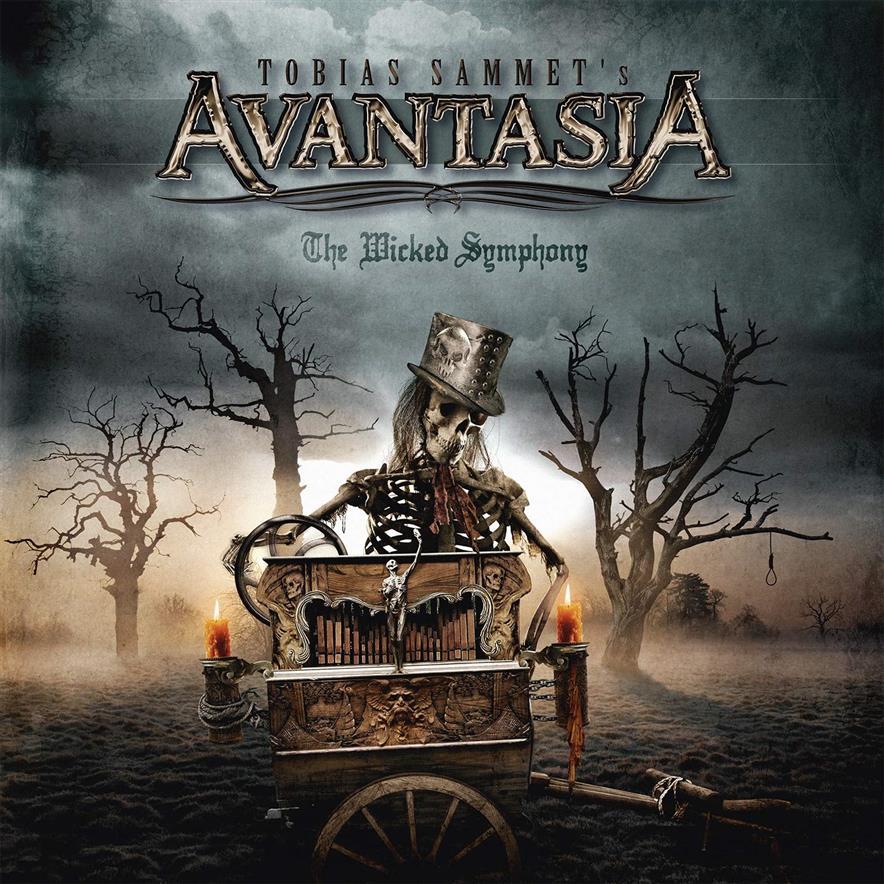Mystic.pl - Avantasia The Wicked Symphony LP | VINYL