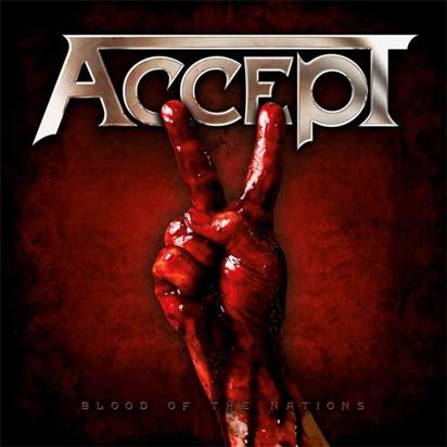 "Accept ""Blood Of The Nations LP"""