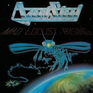 "Agent Steel ""Mad Locust Rising Lp"""