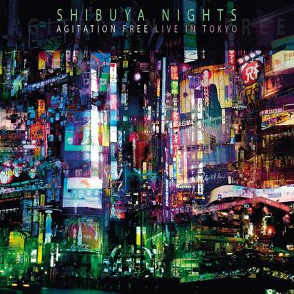 "Agitation Free ""Shibuya Nights LP"""