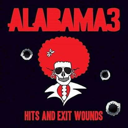 "Alabama 3 ""Hits And Exit Wounds LP"""
