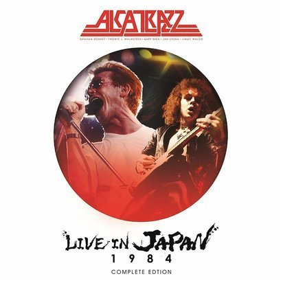 "Alcatrazz ""Live In Japan 1984 CD"""