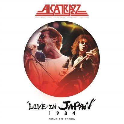 "Alcatrazz ""Live In Japan 1984 Complete Edition CDBR"""