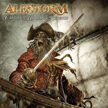 "Alestorm ""Captain Morgan'S Revenge"""