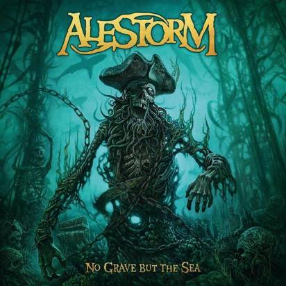 "Alestorm ""No Grave But The Sea Limited Edition"""