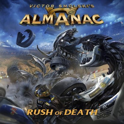 "Almanac ""Rush Of Death Limited Edition"""