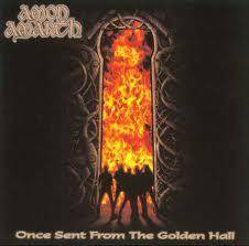 "Amon Amarth ""Once Sent From The Golden Hall Lp"""