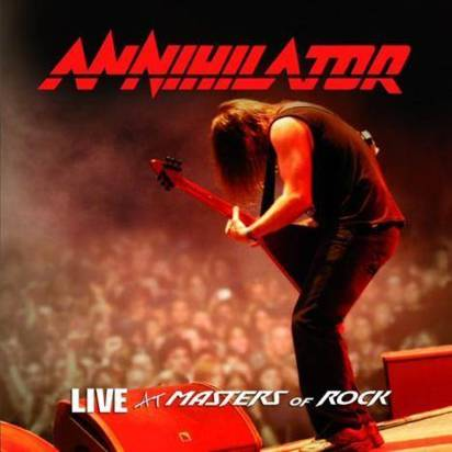 "Annihilator ""Live At Masters Of Rock"""