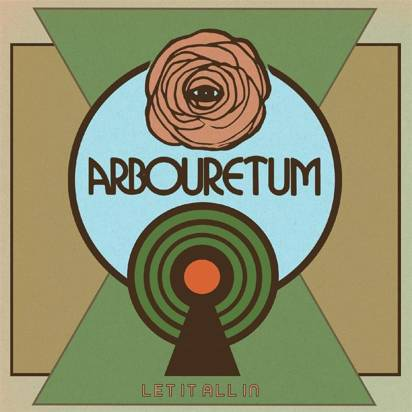 "Arbouretum ""Let It All In Limited Color Edition LP"""