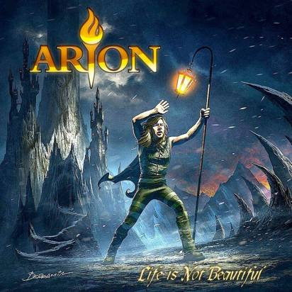 "Arion ""Life Is Not Beautiful Limited Edition"""