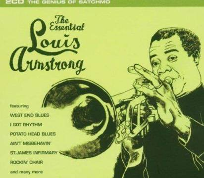 "Armstrong, Louis ""The Essential Genius Of Satchmo"""
