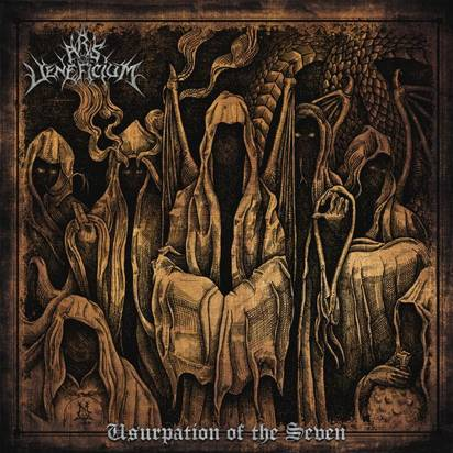 "Ars Veneficium ""Usurpation Of The Seven Limited Edition"""