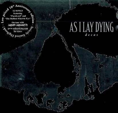 "As I Lay Dying ""Decas Limited Edition"""