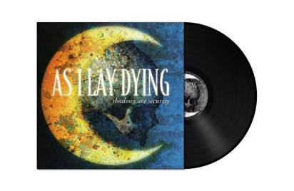 "As I Lay Dying ""Shadows Are Security Black Lp"""