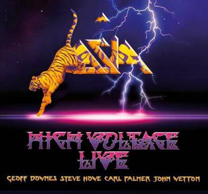 "Asia ""High Voltage Live"""
