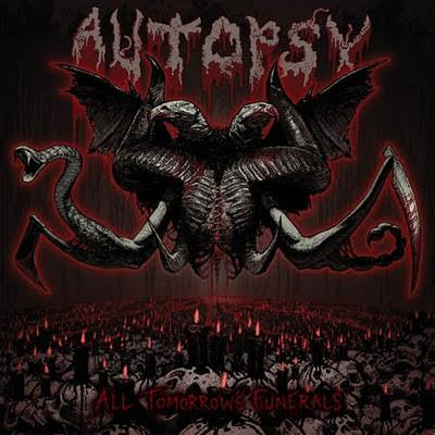 "Autopsy ""All Tomorrow's Funerals Lp"""