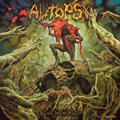 "Autopsy ""Live In Chicago"""