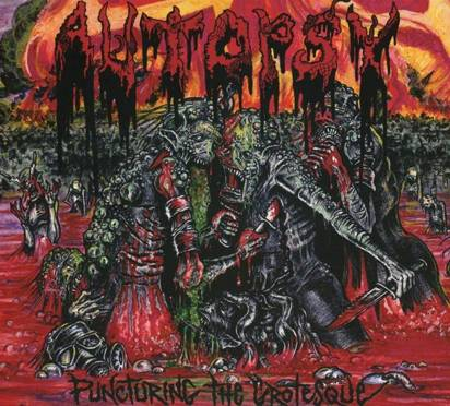 "Autopsy ""Puncturing The Grotesque"""
