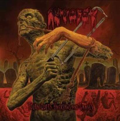 "Autopsy ""Tourniquets, Hacksaws And Graves Reissue"""