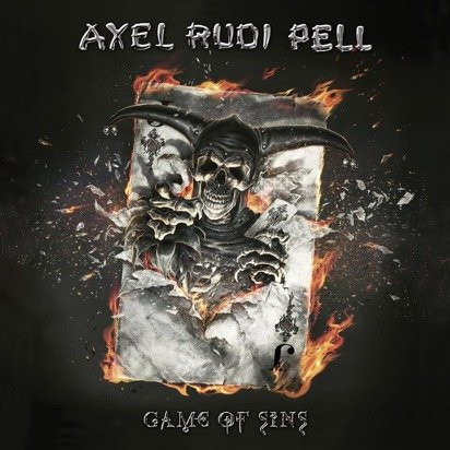 "Axel Rudi Pell ""Game Of Sins Limited Edition"""