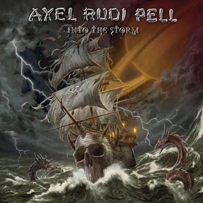 "Axel Rudi Pell ""Into The Storm Fanbox"""