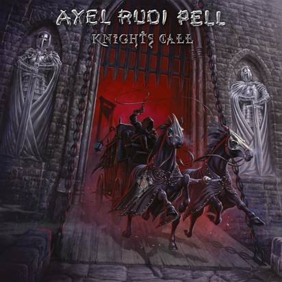 "Axel Rudi Pell ""Knights Call Lp"""