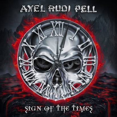 "Axel Rudi Pell ""Sign Of The Times Limited Edition"""