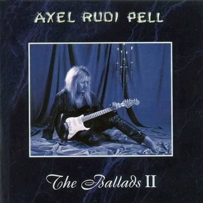 "Axel Rudi Pell ""The Ballads II LP"""