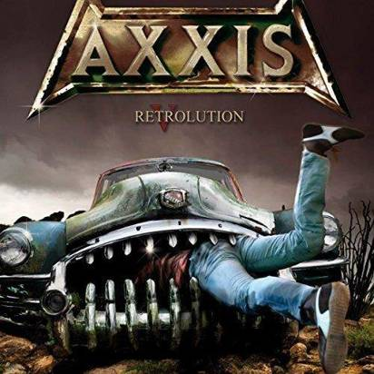 "Axxis ""Retrolution Limited Edition"""