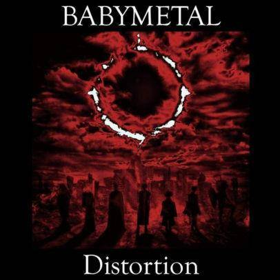 "Babymetal ""Distortion LP"""