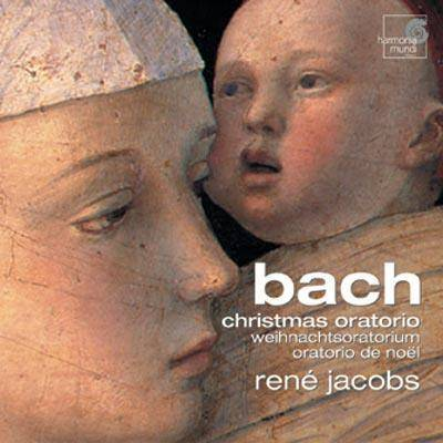 "Bach ""Christmas Oratorio Jacobs"""