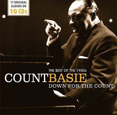"Basie, Count ""Down For The Count Best Of 50s"""