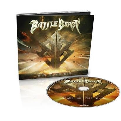 "Battle Beast ""No More Hollywood Endings Limited Edition"""
