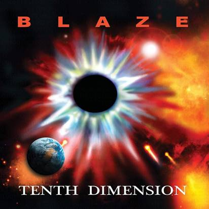 "Bayley, Blaze ""Tenth Dimension LP"""