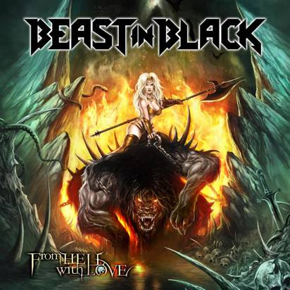 "Beast In Black ""From Hell With Love Limited Edition"""