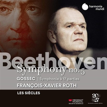 "Beethoven ""Symphony No 5 Les Siecles Roth"""