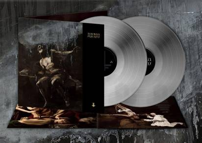 "Behemoth ""I Loved You At Your Darkest 2LP SILVER """