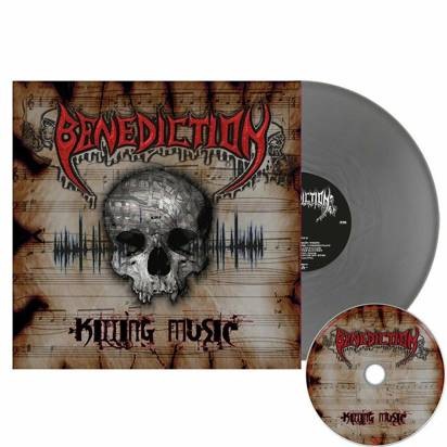 "Benediction ""Killing Music LPCD"""