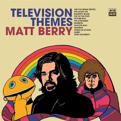 "Berry, Matt ""Television Themes"""