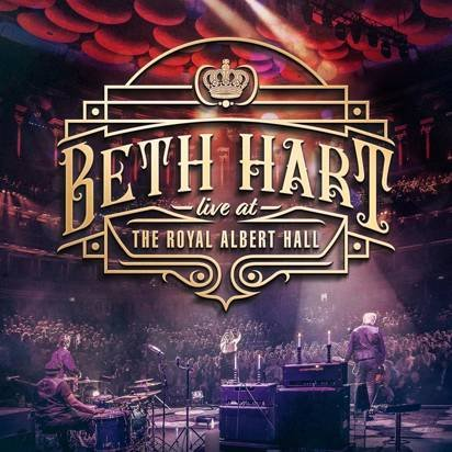 "Beth Hart ""Live At The Royal Albert Hall CD"""