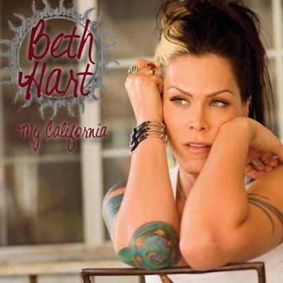 "Beth Hart ""My California Lp"""
