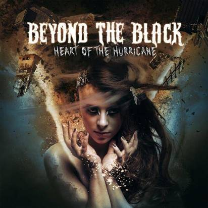 "Beyond The Black ""Heart Of The Hurricane LP"""